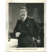 Press Photo Ratcliffe Theodore Roosevelt Sundown - RSC72931
