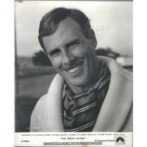 1980 Press Photo Copy Bruce Dern As Tom Buchanan In The Great Gatsby Movie
