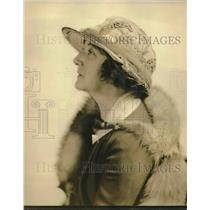 1924 Press Photo Mary Louise Forrest, Hotel Winton Hostess