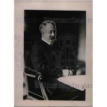 1922 Press Photo The Duke of Devonshire Former Governor General of Canada