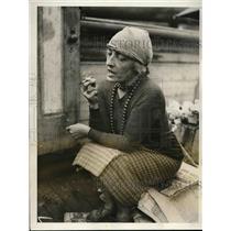 1931 Press Photo Mrs Louis Sherwin, wife of NY writer