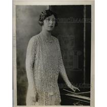 1928 Press Photo H.R.H. Princess Mary - nea75574