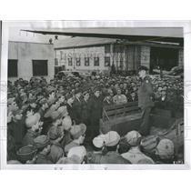 1950 Press Photo United States Air Force Korean War - RRT54701