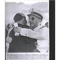 1962 Press Photo Francisco Franco/Diosdado Macapagal - RRT64455