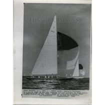 1958 Press Photo Bostons Easterner Boat Race Cup Series - RRT41053