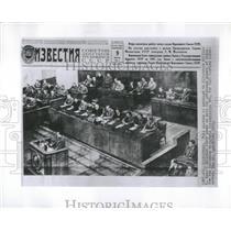 1953 Press Photo Georgy Malenkov Soviet Union Chairman
