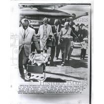 1965 Press Photo Americans Evacuated War Zone Airforce - RRT81495