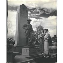 1936 Press Photo Francis Brown Lowry - RRT64917