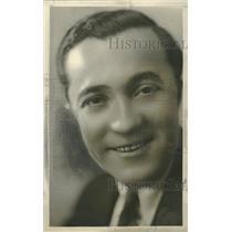 1930 Press Photo JULIUS MATHANSON, LAWNDALE THEATRE - RRT67015