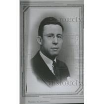 1940 Press Photo Randolph M'Donough Director University - RRT63307