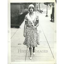 1930 Press Photo Stanley Harris Baseball Player - RRT03749