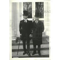 1931 Press Photo Ambassador Debuchi Yukio Ozaki - RRT50827