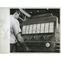 Automaticstation Air Gaging Detroit Automobile Engines