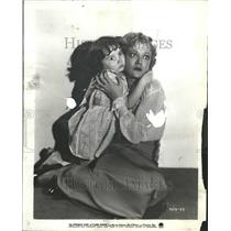 1932 Press Photo Wynne Gibson American Actress Musical