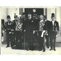 1920 Press Photo Katsuji Debuchi Ambassador White House - RRT57525