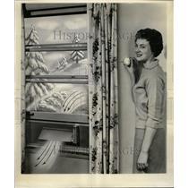 1961 Press Photo ElectroVent Window Ventilator Timer