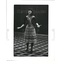 "1980 ""Patent Leather Shoes"" Audition Press Photo - RRT07631"