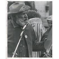 1954 Press Photo Thomas A. (Happy) Easter Denver - RRT50397