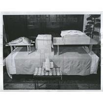 1959 Press Photo Miss Michicko Shoda Prince Akihito