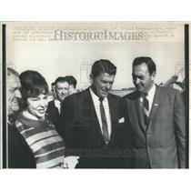 1967 Press Photo Louie Broady Nunn Governor Kentucky - RRT13081