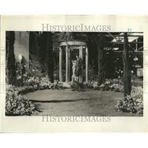 1929 Press Photo Phyllis Fitzgerald North American