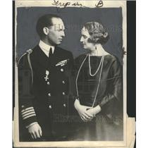 1923 Press Photo George II and his Queen Elizabeth - RRT63993