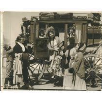 1934 Press Photo Century Progress Journey - RRT53789