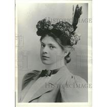 1932 Press Photo Ethel Barrymore - RRT65179