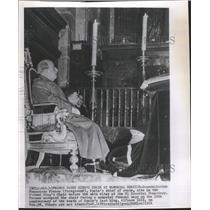 1951 Press Photo Generalissimo Francisco Franco, Spain' - RRT64469