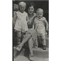 1931 Press Photo Mrs. Pauling Fowler - RRT65353