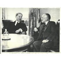 1934 Press Photo Katsuji Debuchi Ambassador U S Koki - RRT57527