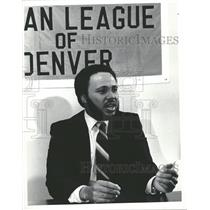 Press Photo Martin Luther King III Human Rights - RRT99225