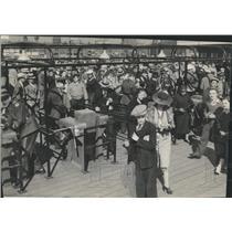 1934 Press Photo Century Progress World Fair