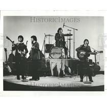 1978 Press Photo Mitch Weissman Leslie Fradkin Beatle - RRT18731