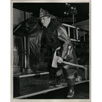 1949 Press Photo Terry Browne Champion Skater