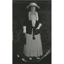 1923 Press Photo Mrs. Channing Lilly - RRT70153