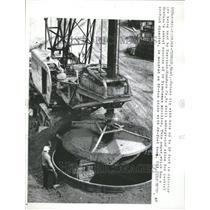 1965 Press Photo Conrad Montana Auger - RRT15889