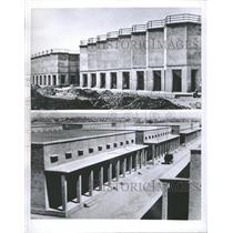 1954 Press Photo Grain Pakistan - RRT76353
