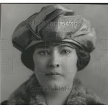 1929 Press Photo Mrs. Channing F. Lilly - RRT70149