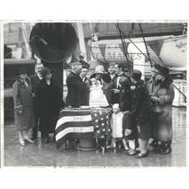 1927 Press Photo Minnekada Frederick Lampe - RRT58823