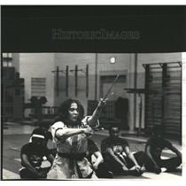 1978 Press Photo Cook County Sheriffs Martial Arts - RRT17455