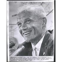 1962 Press Photo John Glenn Cape Canaveral astronaut - RRT51093