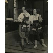 1930 Press Photo Y.W.C.A - RRT34511