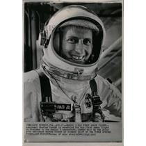 1965 Press Photo Astronaut Charles Conrad Gemini 5 - RRT33641