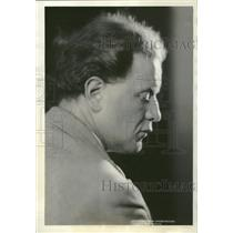 1932 Press Photo Hans Kindler Conductor National