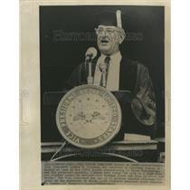 Vice President Lyndon B. Johnson