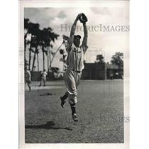 1940 Press Photo Ervin Fox, Outfielder