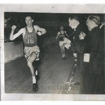 1951 Press Photo Leonard Eugene Robinson Jacksonville - RRS91365