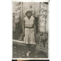 1930 Press Photo Alan Whitehead English former profess - RRS66797