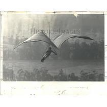 1975 Press Photo Hand Gliding - RRS28433